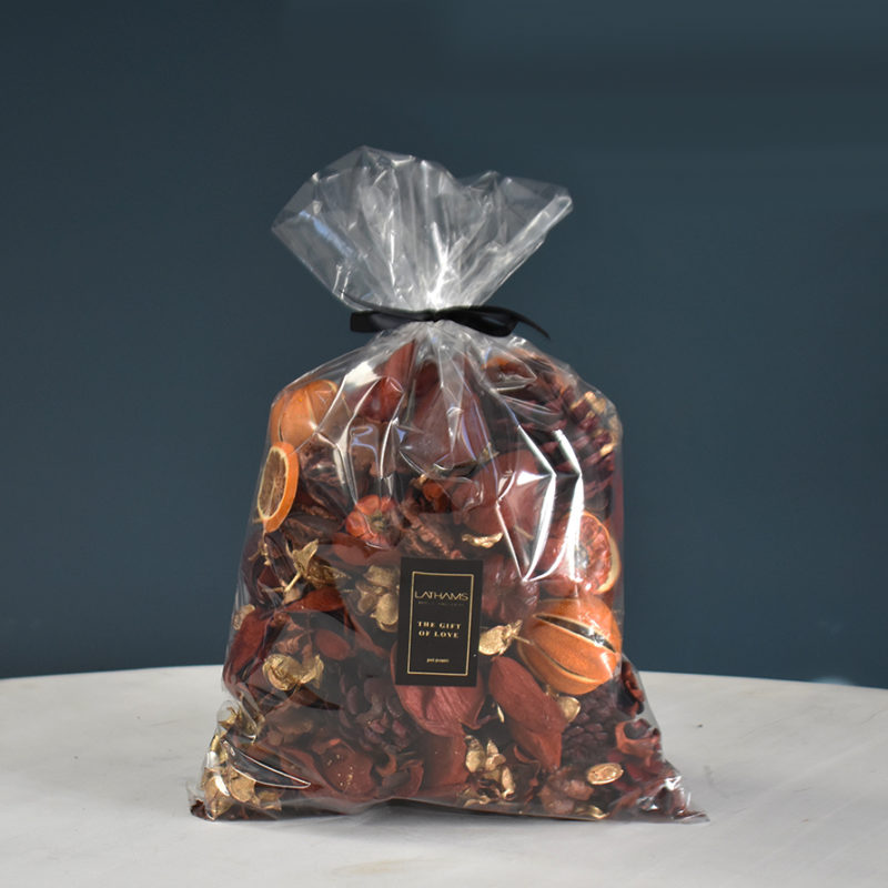 The gift of love pot pourri