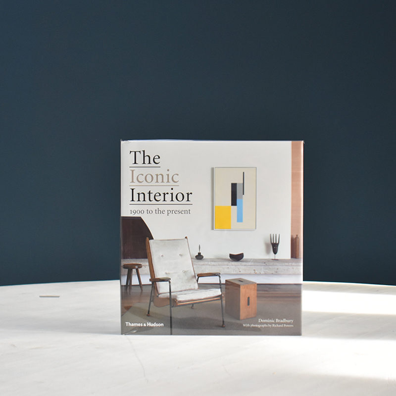 The Iconic Interior book