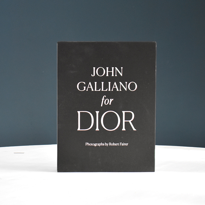 John Galliano Dior Book