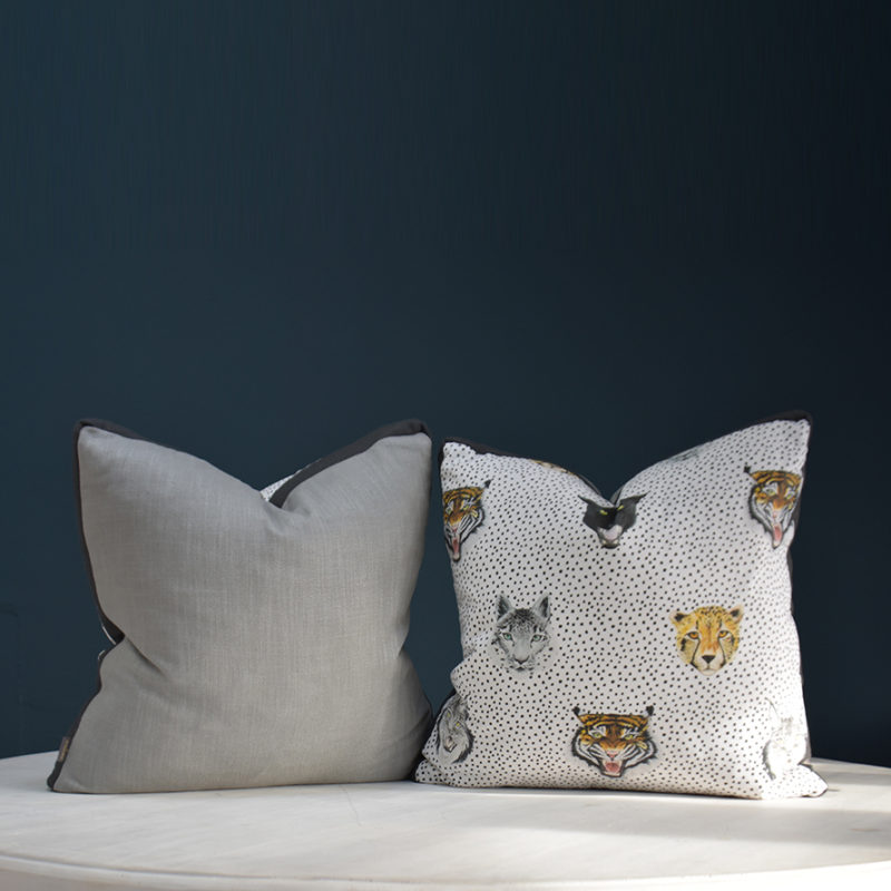 Wildcat cushion